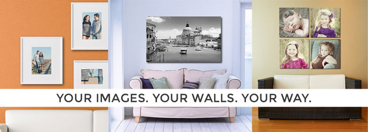 Your Images, Your Walls, Your Way