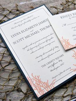 Royal Reef Invitation