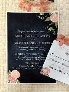 Adore You Invitation
