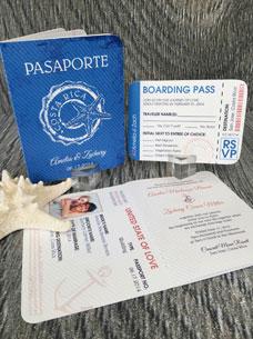 Custom Passport Design