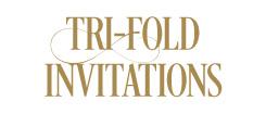 Tri-Fold Invitations