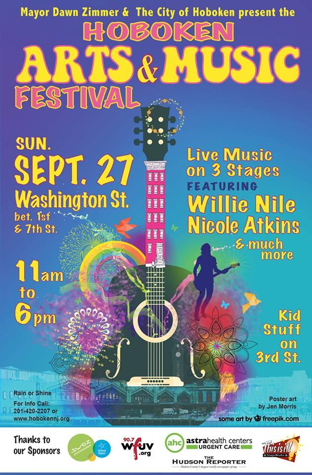 Hoboken Street Fair