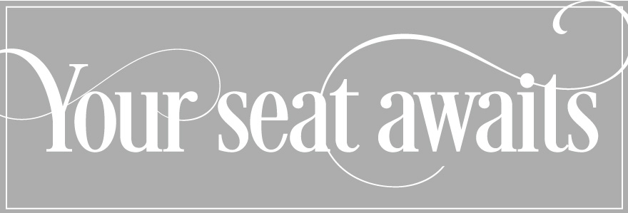 Seating Charts and Table Place Cards