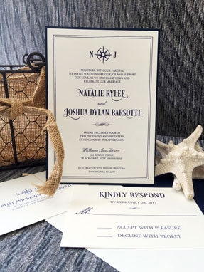 Guide the Way Invitations
