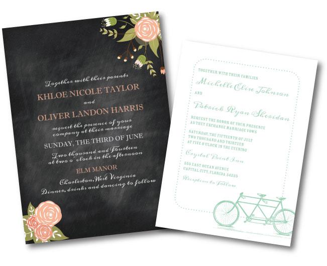 Invitation Inspiration